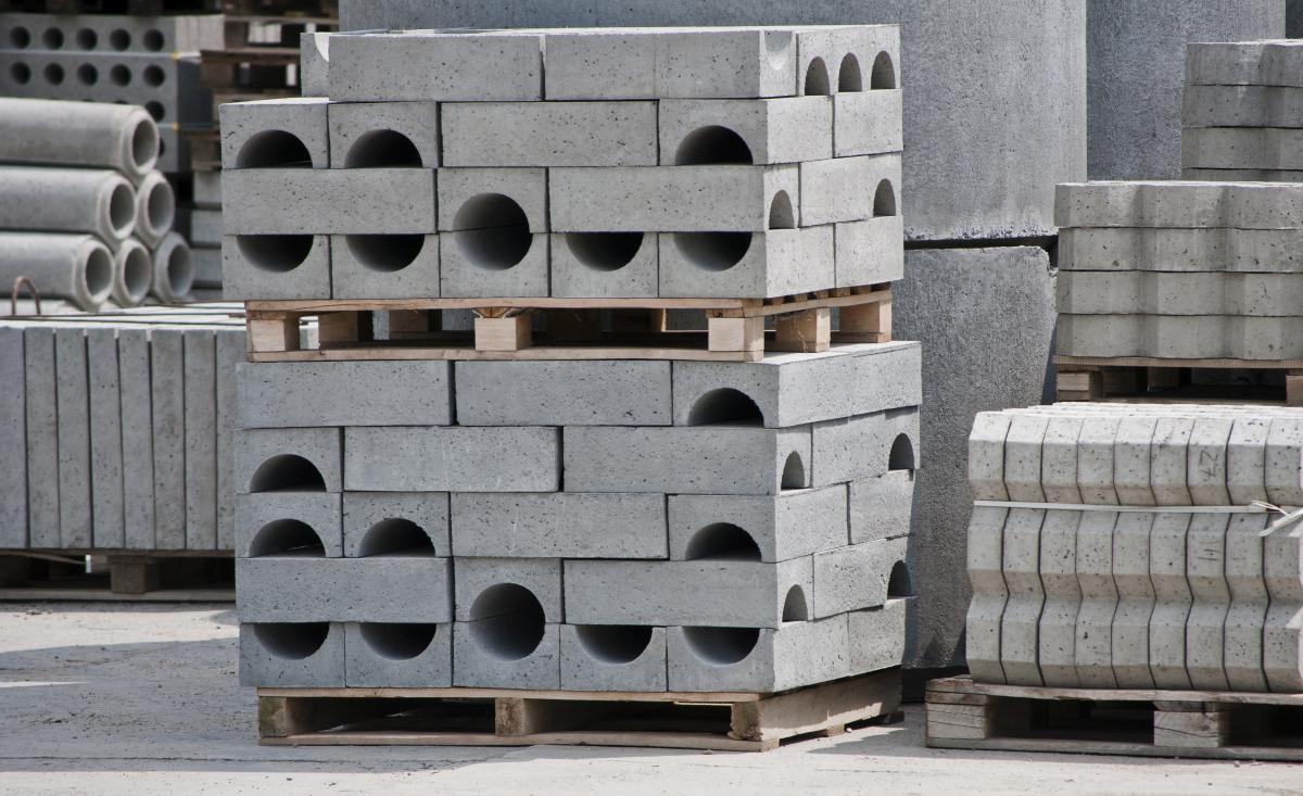 zastosowanie prefabrykaty betonowe